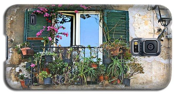 Sicilian Balcony Galaxy S5 Case