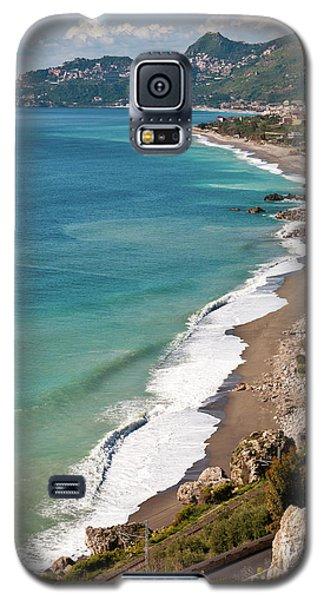 Sicilian Sea Sound Galaxy S5 Case