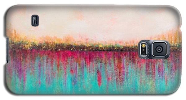 Side By Side Galaxy S5 Case by Suzzanna Frank