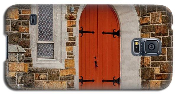 Side Door Galaxy S5 Case