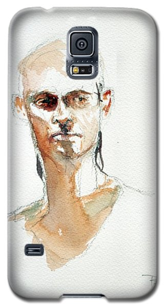 Side Glance Galaxy S5 Case