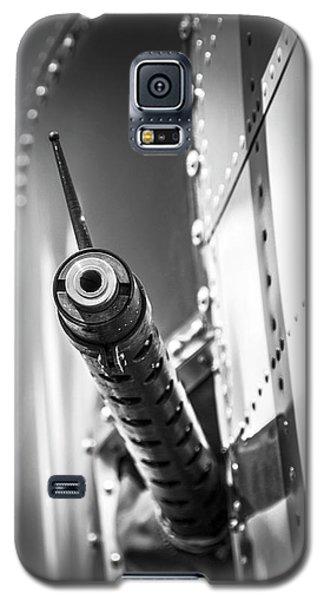 Side Gunner B-25 Galaxy S5 Case