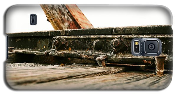 Side Of Rail #photography #trains Galaxy S5 Case