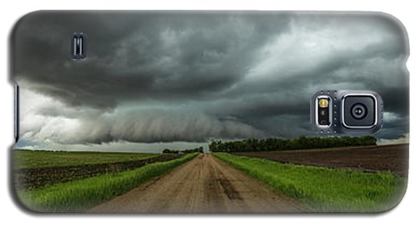 Galaxy S5 Case featuring the photograph Sidewinder by Aaron J Groen