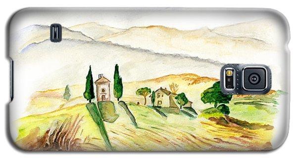 Siena. Italy Galaxy S5 Case