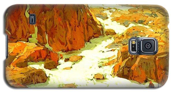 Sierra Landscape Circa 1920 Galaxy S5 Case