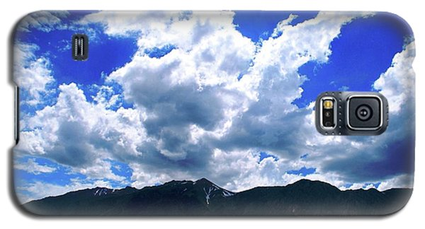 Sierra Nevada Cloudscape Galaxy S5 Case by Matt Harang
