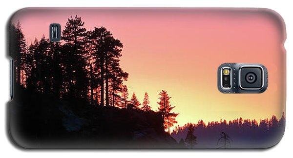 Sierra Nevada Dusk Galaxy S5 Case