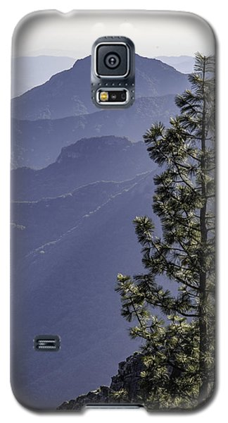 Galaxy S5 Case featuring the photograph Sierra Nevada Foothills by Steven Sparks