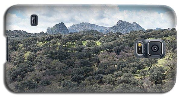 Sierra Ronda, Andalucia Spain Galaxy S5 Case