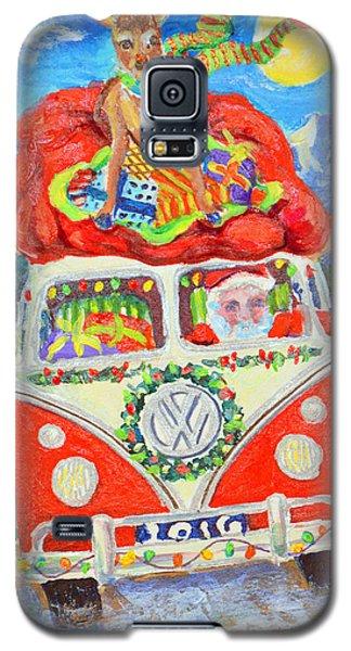 Sierra Santa Galaxy S5 Case by Li Newton