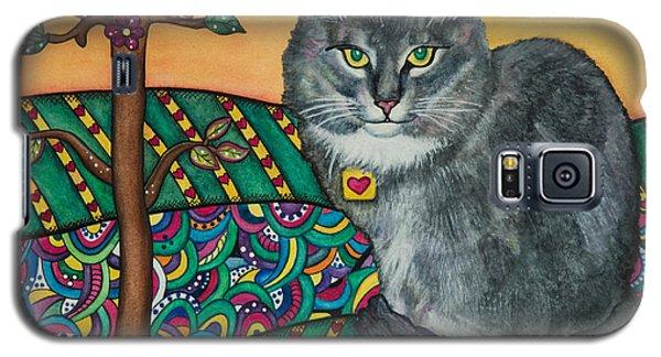 Sierra The Beloved Cat Galaxy S5 Case