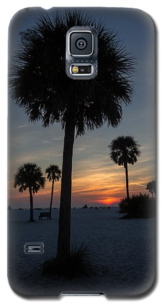 Siesta Sillhouette Galaxy S5 Case