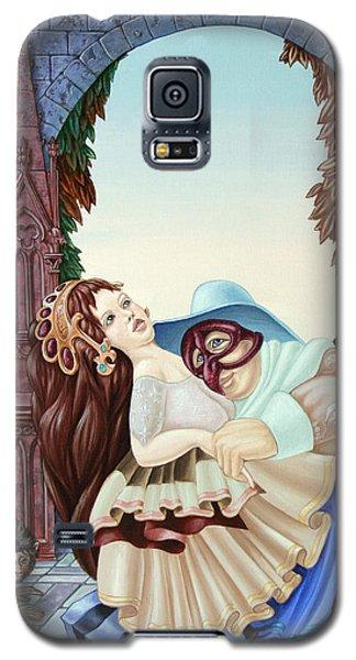 Sigmund Freud  Galaxy S5 Case