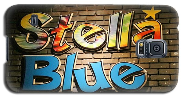 Sign Of Stella Blue Galaxy S5 Case
