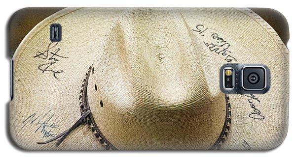 Signature Hat Galaxy S5 Case