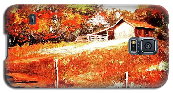 Signs Of Autumn Galaxy S5 Case