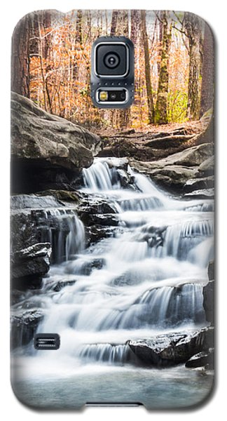 Autumn At Moss Rock Preserve Galaxy S5 Case