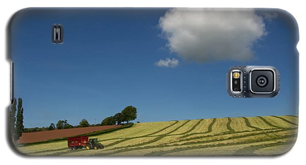 Silage Making  Galaxy S5 Case