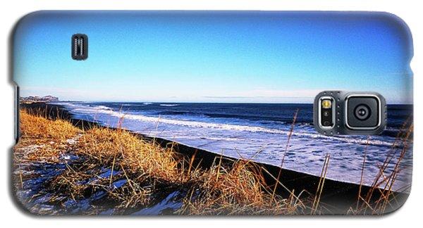 Silence At Black Sand Beach Galaxy S5 Case