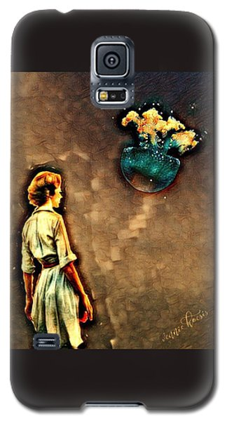 Silence Must Be Heard Galaxy S5 Case
