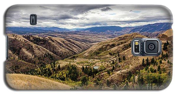 Silence Of Whitebird Canyon Idaho Journey Landscape Photography By Kaylyn Franks  Galaxy S5 Case