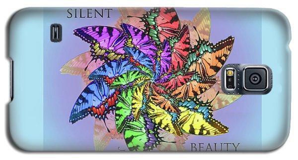 Silent Beauty Galaxy S5 Case