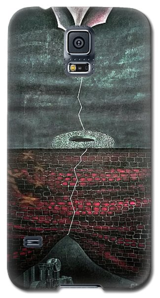 Silent Echo Galaxy S5 Case