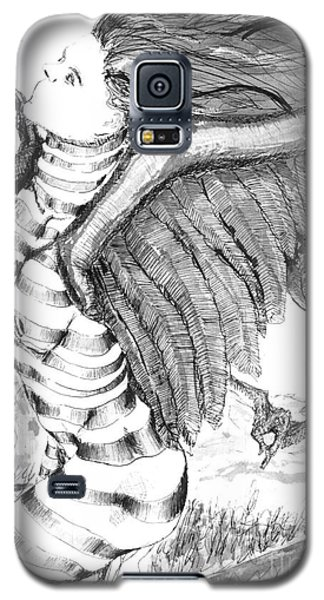 Silent Flight Galaxy S5 Case by Ron Bissett