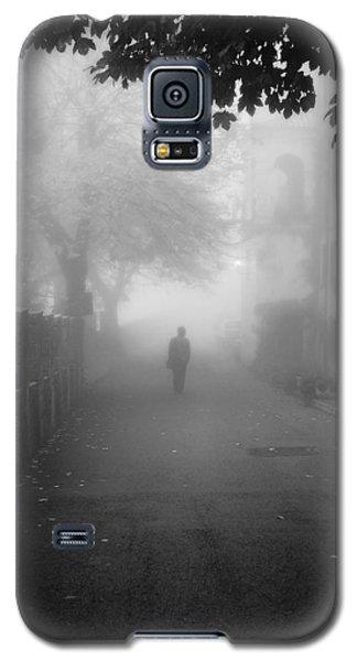 Silent Hill Galaxy S5 Case by Andrea Mazzocchetti