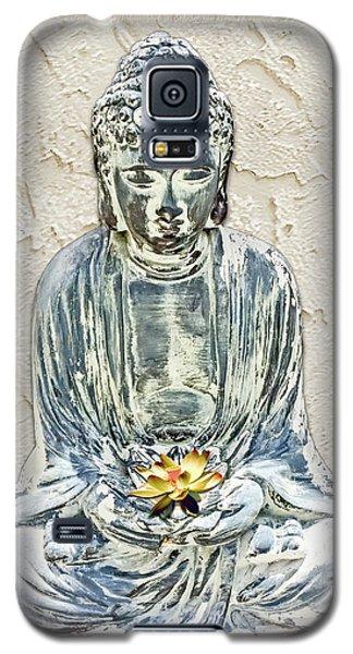 Silent Meditation Galaxy S5 Case