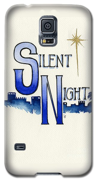 Silent Night Galaxy S5 Case