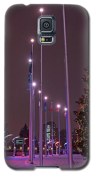 Galaxy S5 Case featuring the photograph Silent Night.. by Nina Stavlund