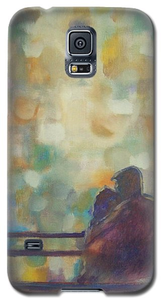 Silent Night Galaxy S5 Case by Raymond Doward