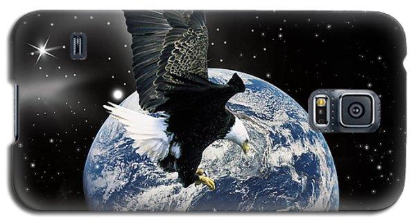 Silent Night Galaxy S5 Case by Robert Orinski