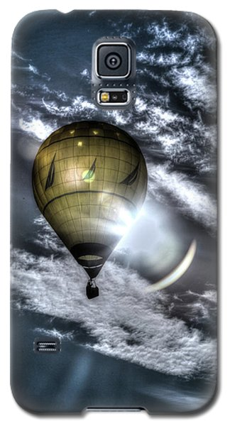 Silent Ride Galaxy S5 Case