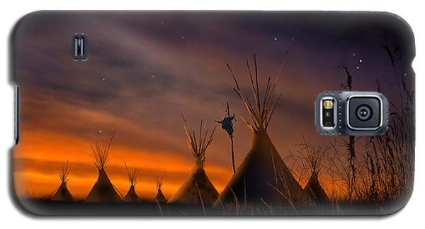 Silent Teepees Galaxy S5 Case