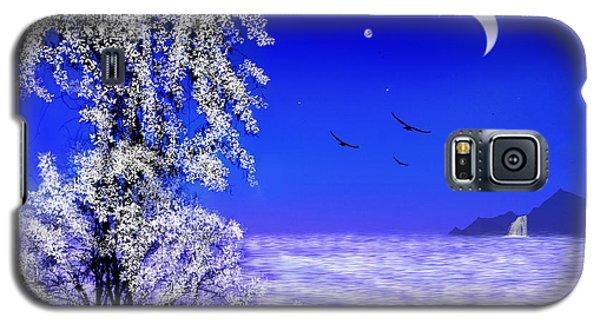 Silent Winter Galaxy S5 Case