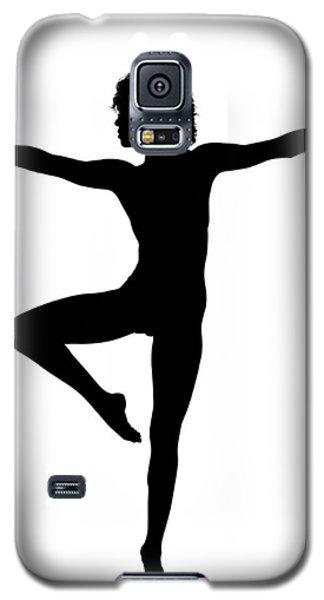 Silhouette 24 Galaxy S5 Case