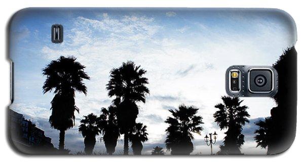 Silhouette In Tropea Galaxy S5 Case