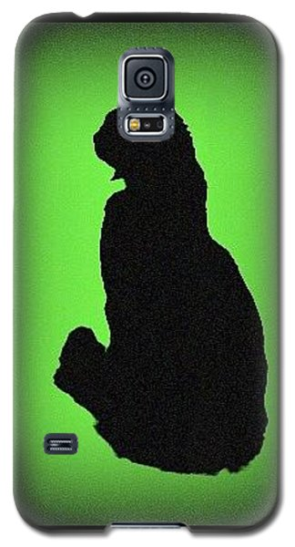 Galaxy S5 Case featuring the photograph Silhouette by Karen Shackles