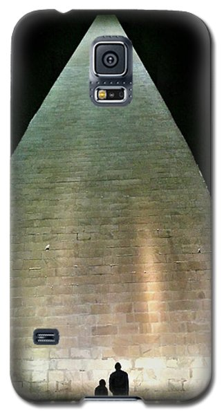 Silhouette Washington Memorial Galaxy S5 Case