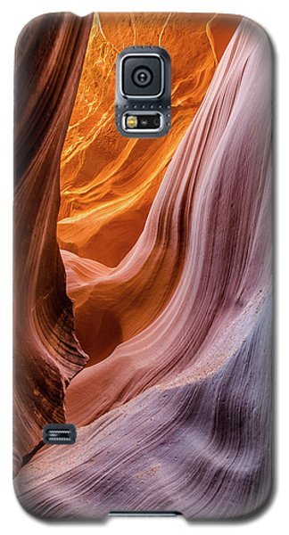 Silky Rocks 2 Galaxy S5 Case