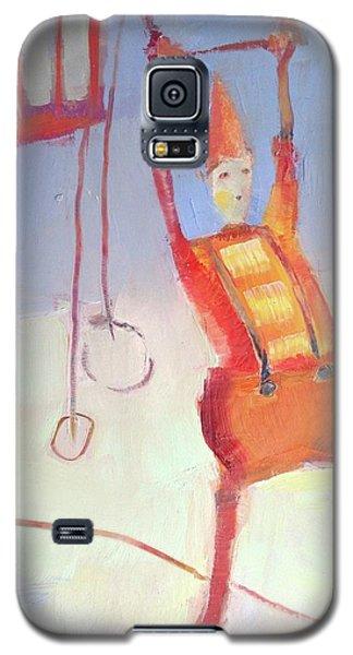 Silly Clown Galaxy S5 Case