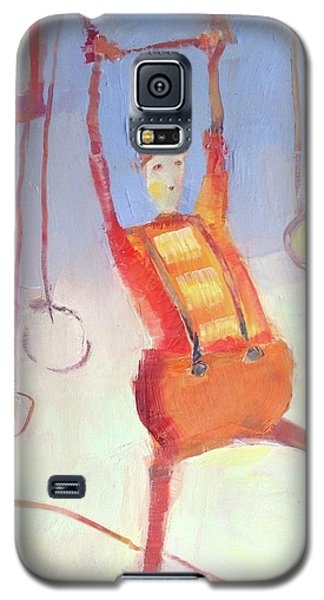 Silly Clown Galaxy S5 Case