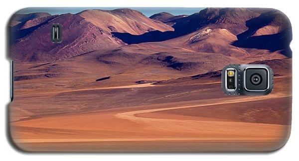 Siloli Desert Galaxy S5 Case