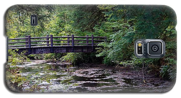 Silver Creek Falls #38 Galaxy S5 Case