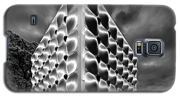 Silver Dice Galaxy S5 Case