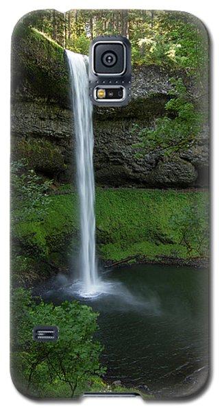 Silver Falls Silver Mist Galaxy S5 Case