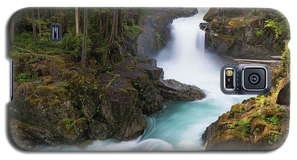 Silver Falls Washington Galaxy S5 Case